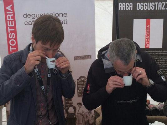 Andreij Godina - PhD en Science de l'Industrie du Café