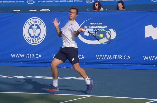 Tennis, tournois, championnats, junior.