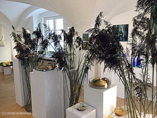 GALERIE C - Ausstellung / Am Teich ohne Wasser