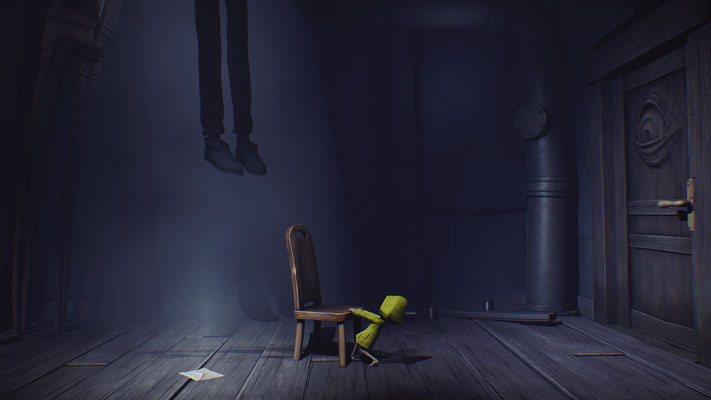 Little Nightmares sera disponible le 28 avril 2017 sur PC, XboxOne et PS4.
