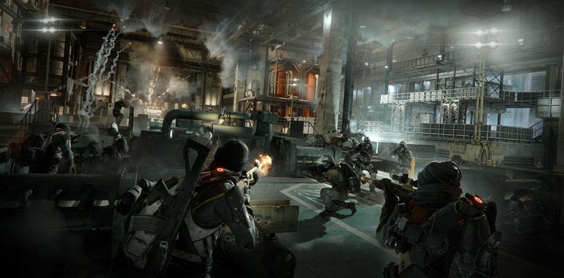 Tom Clancy's The Divisionest prévu pourle08mars2016 sur Xbox One, PS4et PC.