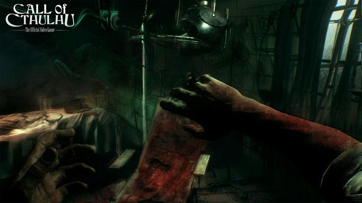 Call Of Cthulhu est prévupour courant 2017 surPC, Xbox One et PS4.
