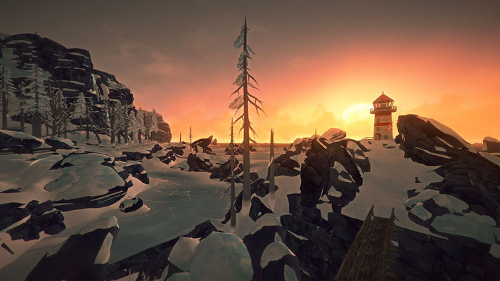 The Long Dark est disponible sur Mac, Linux, PS4, Xbox One et PC ( Xbox Play Anywhere ).