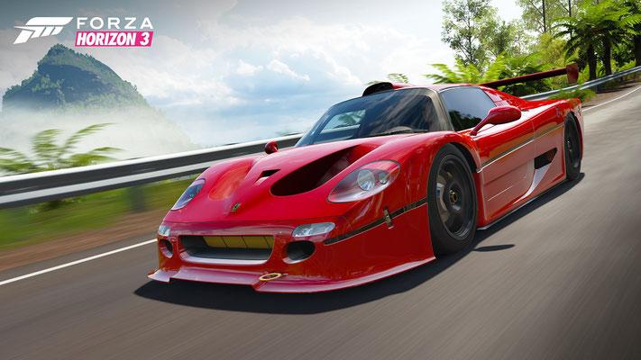 Forza Horizon3- Mountain Dew Car Pack