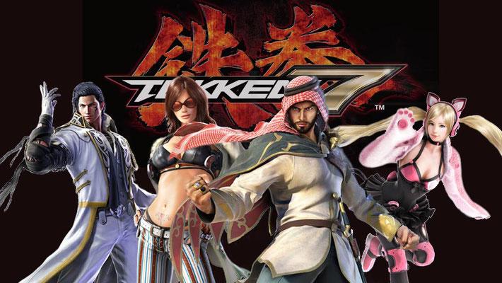 Tekken7 est prévupour le 2 juin2017 surPC, Xbox One et PS4.