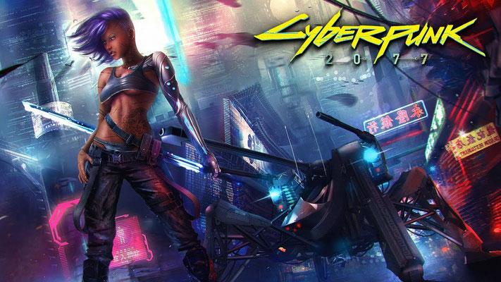 Cyberpunk 2077 sera disponible courant 2020 sur PC, Xbox One et PS4.
