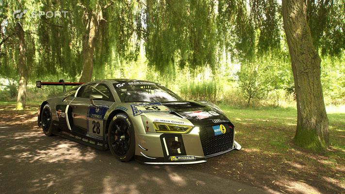 Audi R8 LMS (Audi Sport Team WRT)