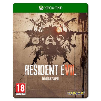 Resident Evil VII - Biohazard - Steelbook Edition (Xbox One)