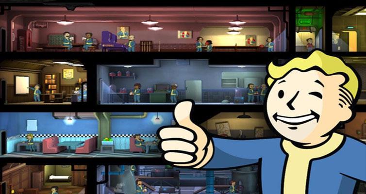 Fallout Shelterestdisponiblesur PC etXbox One.