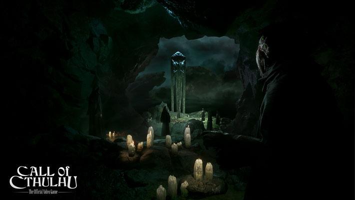 Call of Cthulhuest prévu pour2017 sur Xbox One, PS4et PC.