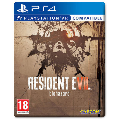 Resident Evil VII - Biohazard - Steelbook Edition (PS4)