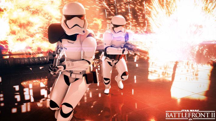 STAR WARS :Battlefront IIseradisponiblele 17novembre 2017 sur Xbox One, PS4et PC.