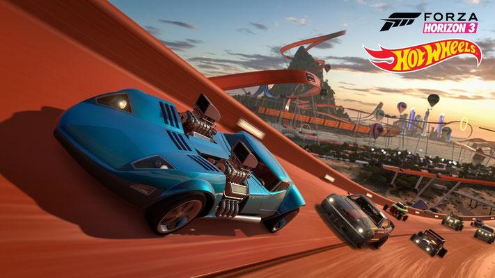 Forza Horizon3- Hot Wheels