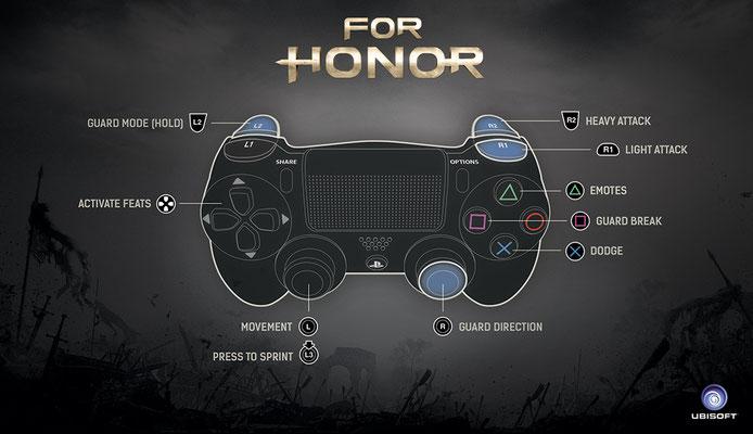 For Honorseradisponiblele 14 février 2017 sur Xbox One, PS4et PC.