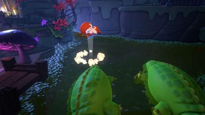 Super Lucky's Tale est prévupour le 07 novembre2017 surPC et Xbox One( Xbox Play Anywhere ).