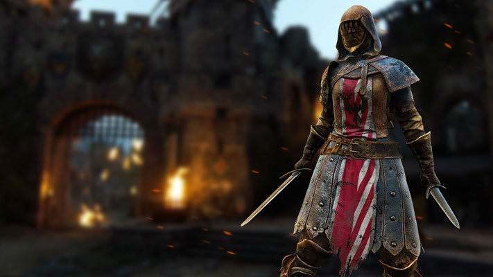 For Honor sera disponible le 14 février 2017 sur Xbox One, PS4 et PC.