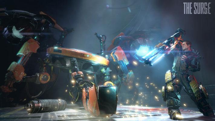 The Surge est prévupour le 16 mai2017 surPC, Xbox One et PS4.