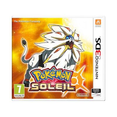 Pokémon Soleil - Fan Edition