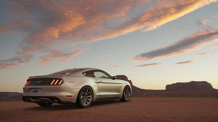 Gran Turismo Sport - Ford Mustang GT Premium Fastback '15
