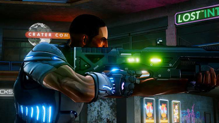 Crackdown 3 sera disponible le 7 novembre 2017 sur PC et Xbox One ( Xbox Play Anywhere ).