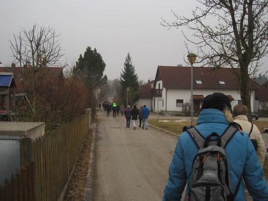 Winterwanderung IVG 2017