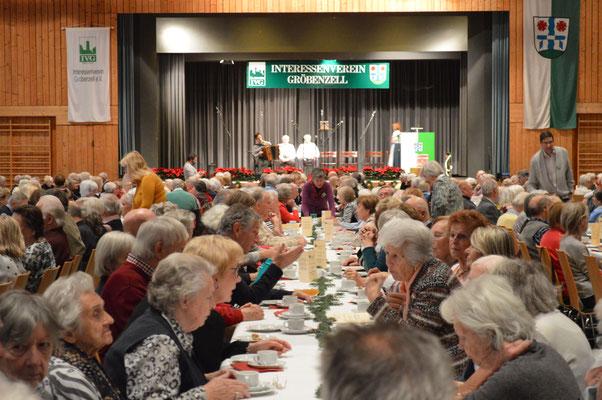 IVG Seniorenweihnachtsfeier 2020