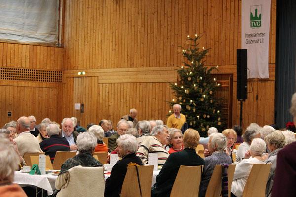 IVG Senioren Weihnachtsfeier 2017