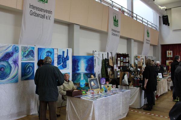IVG Hobby Künstlermarkt 2017