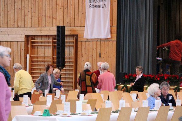 IVG Seniorenweihnachtsfeier 2018