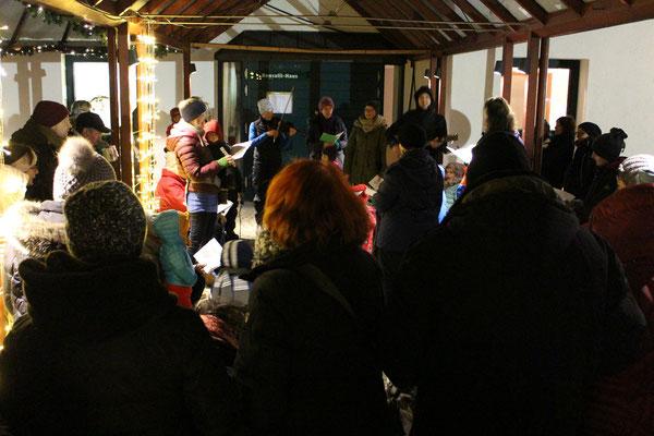 IVG Weihnachtslieder singen 2018
