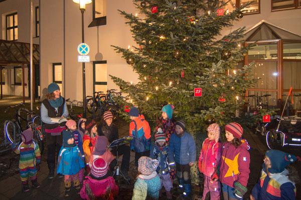 IVG Weihnachtslieder Singen 2017