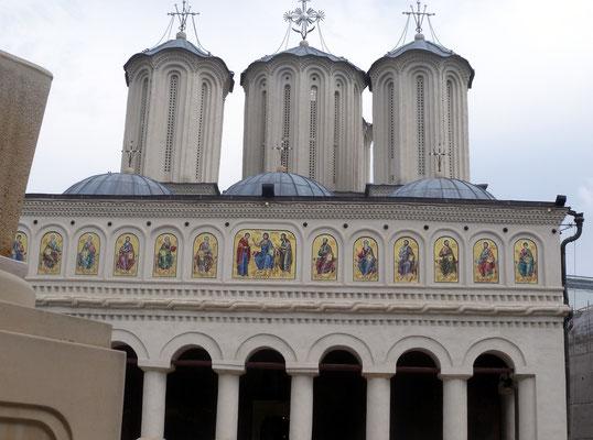 191 - Die rumänisch-orthodoxen Kirche