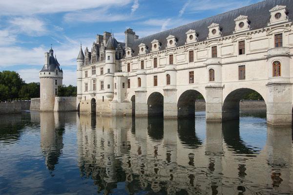 Château Chenonceau © CC BY-SA 3.0)