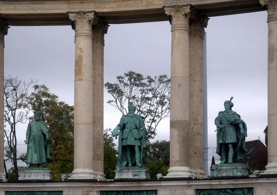 371 - Das war einmal - ungarische Könige