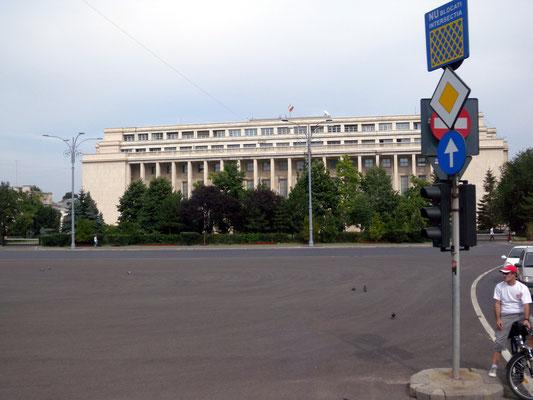 207 - Einstiges Zentrum kommunistischer Macht