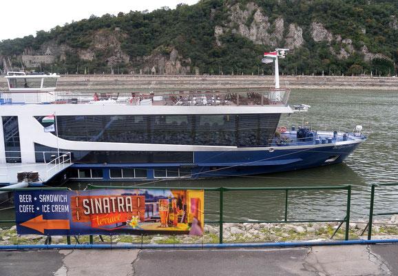 417 - Und weiter gehts - flussaufwärts - Richtung Passau