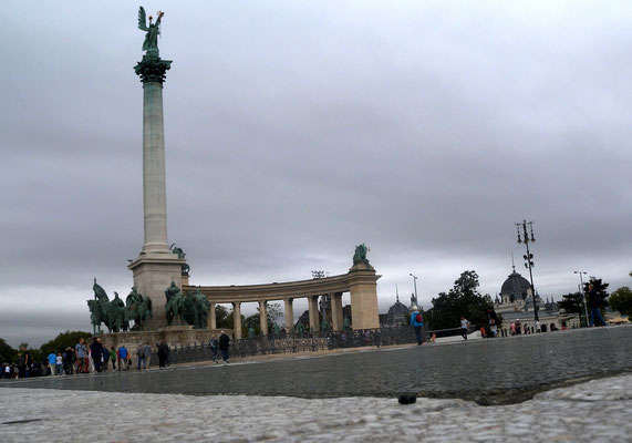 368 - Der Heldenplatz