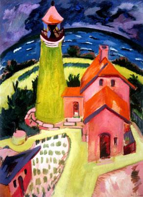 Leuchtturm Staberhuk Fehmarn (1912)