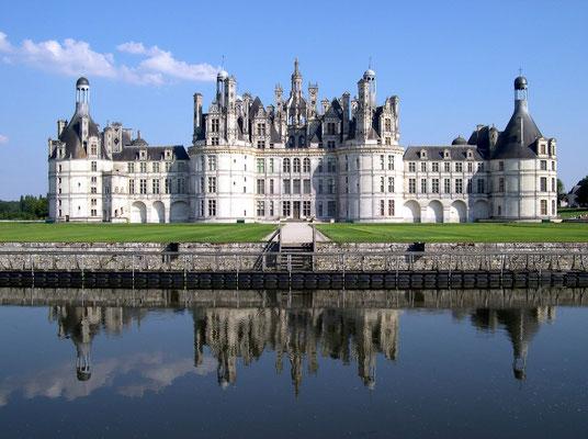 Château Chambord  © CC BY-SA 3.0