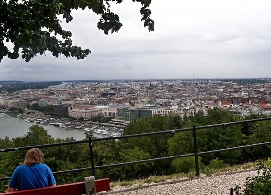 391 - Budapest, die Millionenstadt