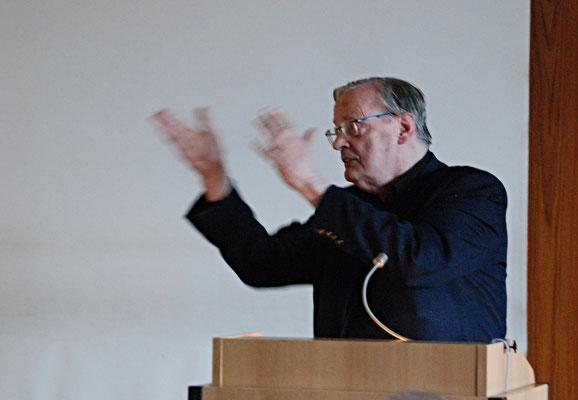 Prof. Dr Albrecht Goetz von Olenhusn, Jurist und Autor, Freiburg i.Br.
