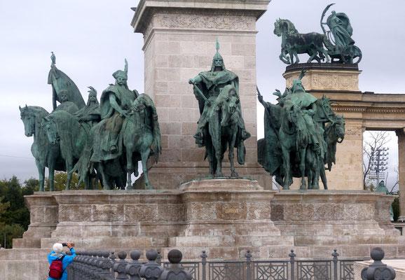 370 - Zum Gedenken der Helder der ungarischen Geschichte