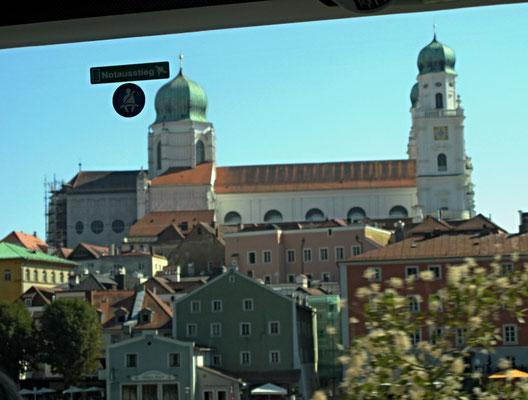 005 - Erstes Ziel - Passau