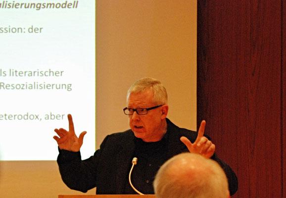 Univ. Prof. Dr. Peter Hofman, Fundamentaltheologe, Augsburg