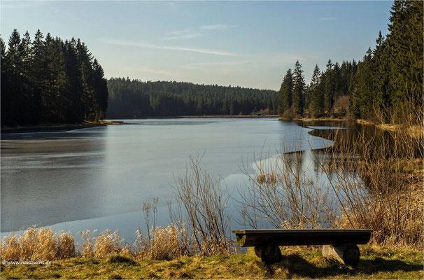 Ziegenberger Teich ... bei Buntenbock