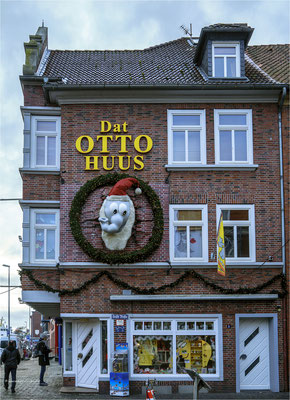 das Otto Haus in Emden
