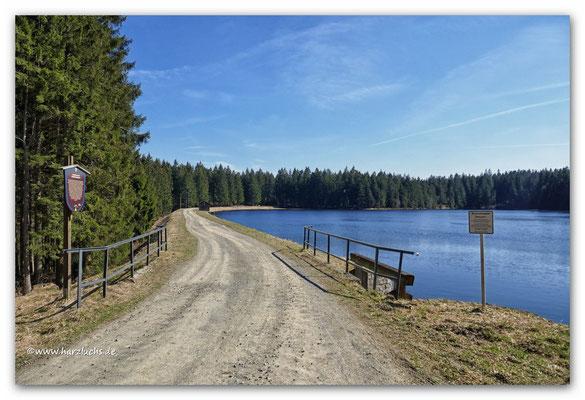 am Fortuner Teich ... bei Clausthal-Zellerfeld
