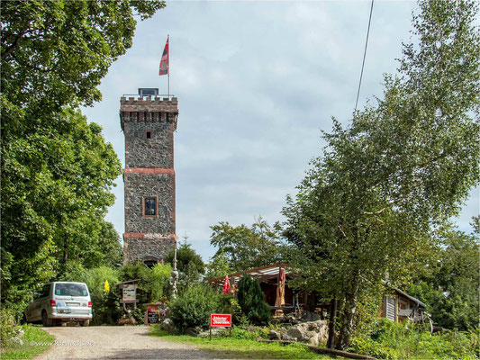 Bismarckturm ... bei Bad Lauterberg