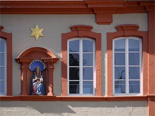 Fassade in Trier