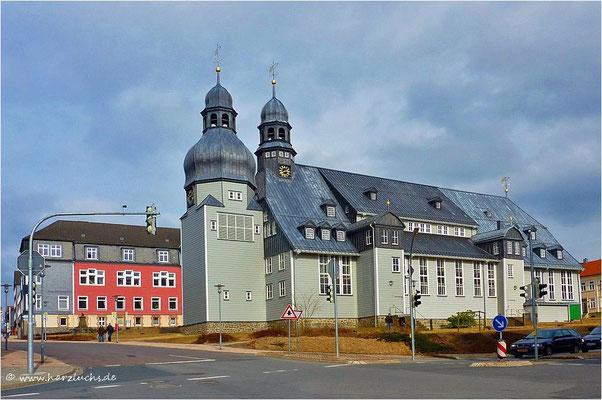 Marktkirche Clausthal-Zellerfeld 2012